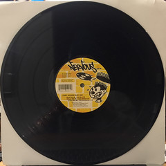 CHIEF ROCKER BUSY BEE:ROCK WITH ME(RECORD SIDE-A)