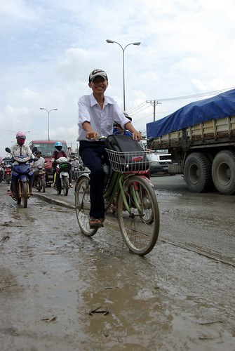 Leaving Saigon, Mekong Delta | by The Hungry Cyclist