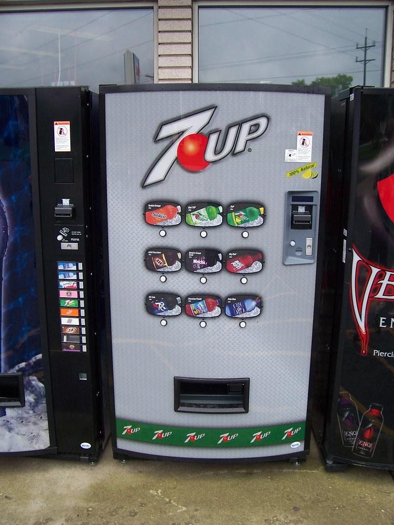 7up machine