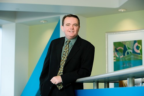 Barry O'Sullivan; Senior Vice President, Voice Technology Group | by Cisco Pics