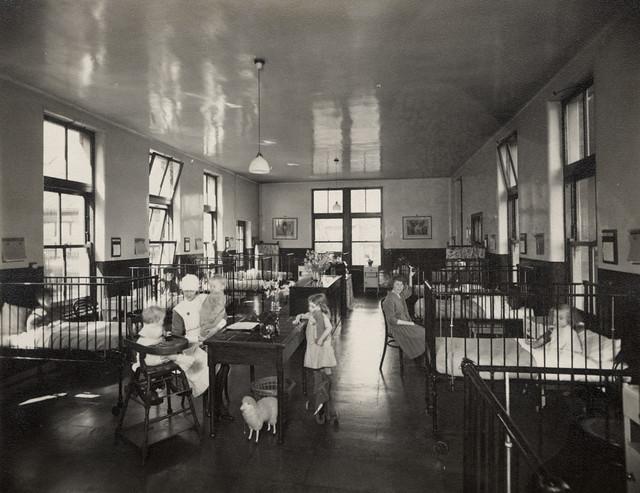 010196 Fleming Memorial Hospital Jesmond Unknown 1930 Flickr