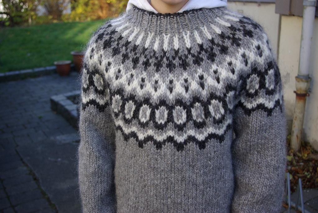 Knitted Balls Pattern : Yarn: Istex Lopi fiberspace Flickr