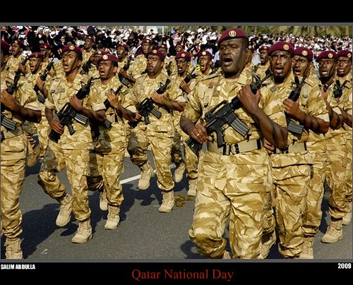 Qatar Armed Forces Salim Abdulla Flickr