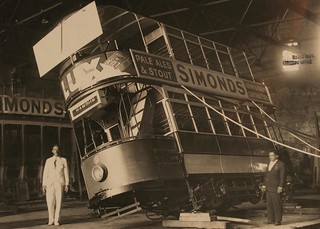 Malta Tramway - Tram Depot | by The National Archives of Malta