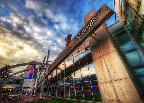 A Great Day at the Google HQ! | by Trey Ratcliff