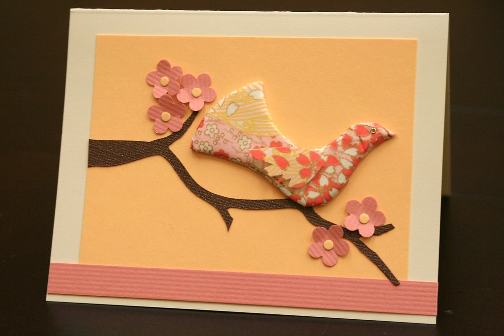 Japanese Paper Quilting Cards- February 2010 | Japanese Pape… | Flickr : quilting with paper - Adamdwight.com