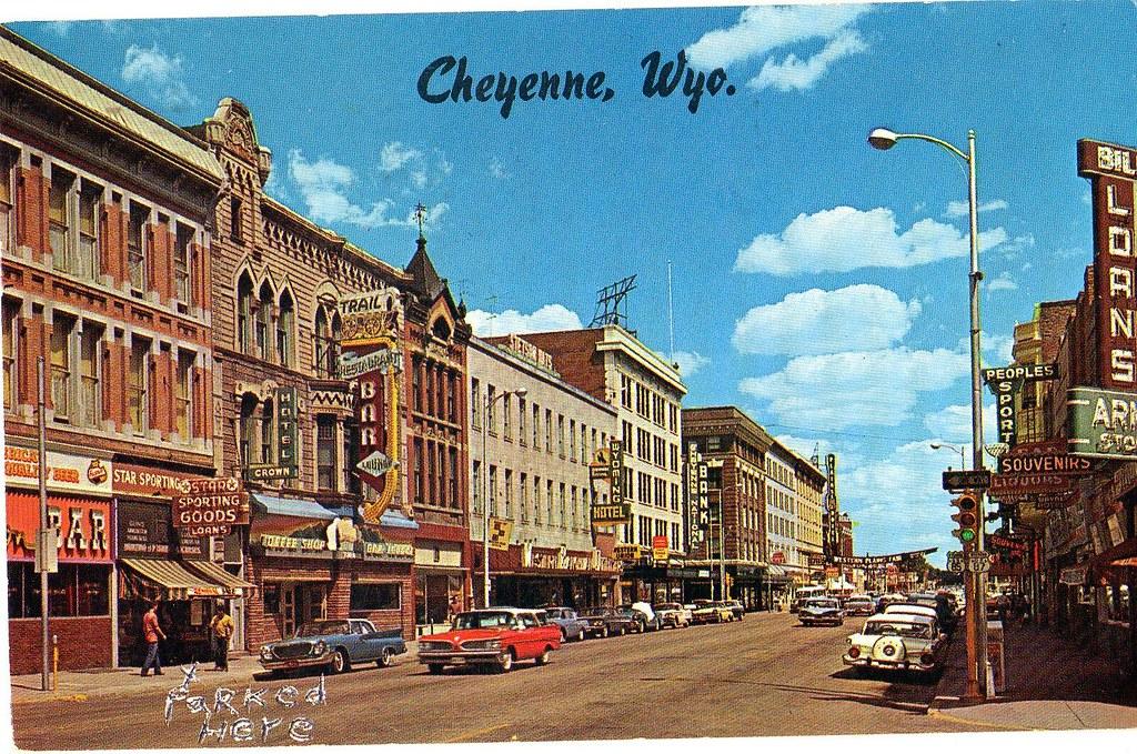 Cheyenne wy pics