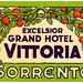 Sorrento - Grand Hotel Vittoria Excelsior