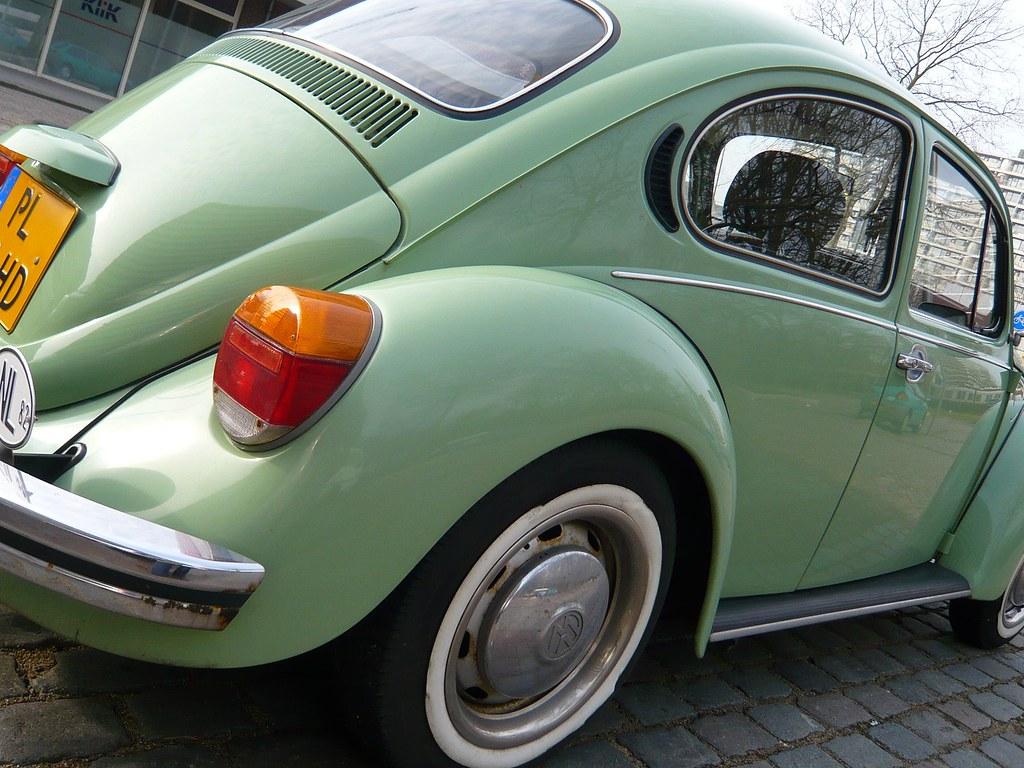 Volkswagen 1200 Beetle 1982 Oerendhard1 Flickr