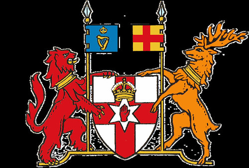 Northern Ireland Coat Of Arms The Coat Of Arms Of Northern Flickr