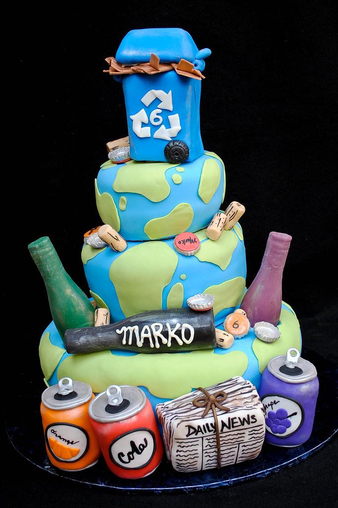 Unique Birthday Cake Pics