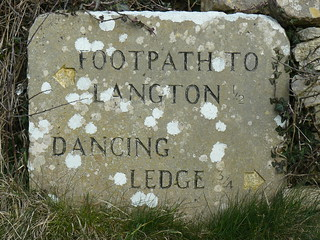 Waymark to Dancing Ledge | by Liz & Johnny