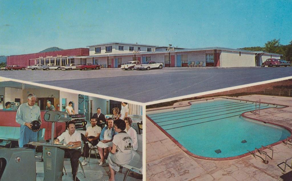 Cobleskill Motel - Cobleskill, New York