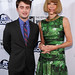 Daniel Radcliffe and Anna Wintour at The 15th Annual Webby Awards