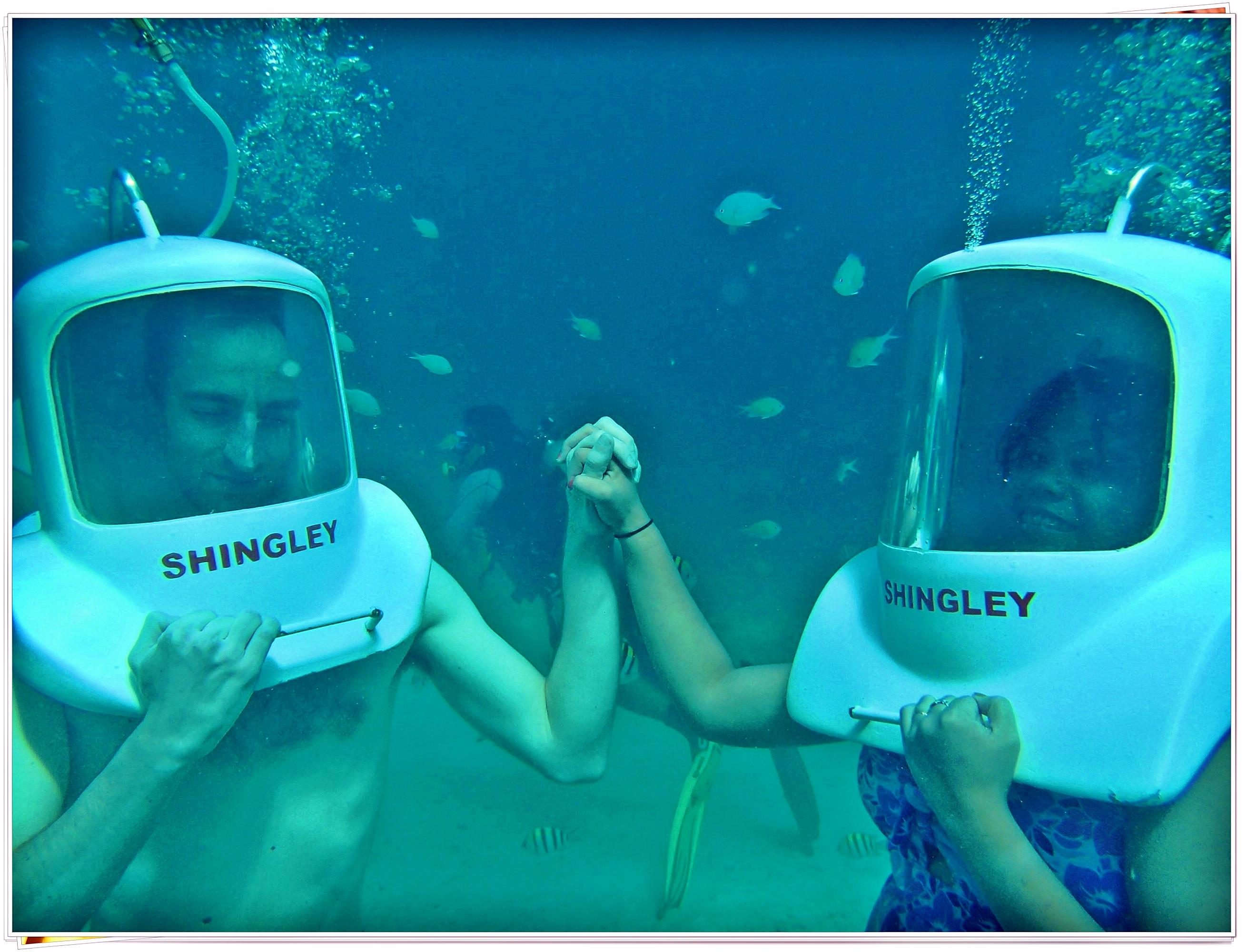 2015 Boracay Aklan Philippines (Helmet Diving)
