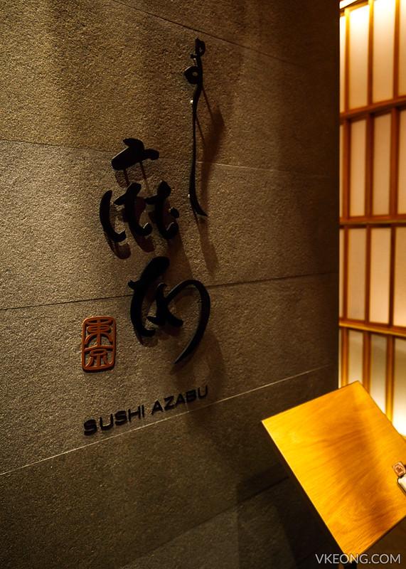 Sushi Azabu Isetan Lot 10 KL