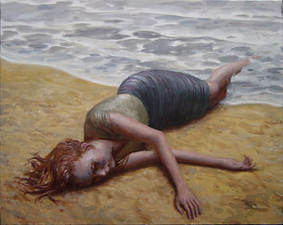 Washed Up Woman | by Aron Wiesenfeld