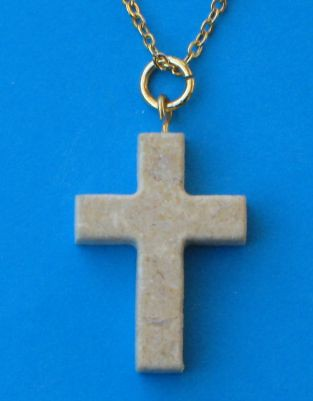 Zion jerusalem stone cross pendant holy land originals flickr zion jerusalem stone cross pendant by israel exporter aloadofball Image collections