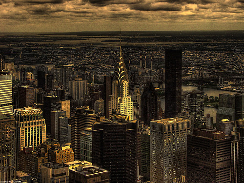 Manhattan - New York City | by AYMAN-ALKANDERI