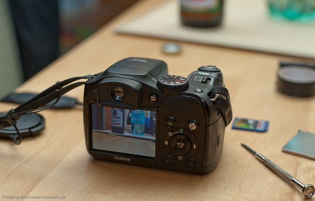 Photo for Fujifilm finepix s5700 prix