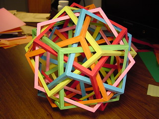Six Pentagonal Prisms 2: 5-Fold Axis | by Daniel Kwan