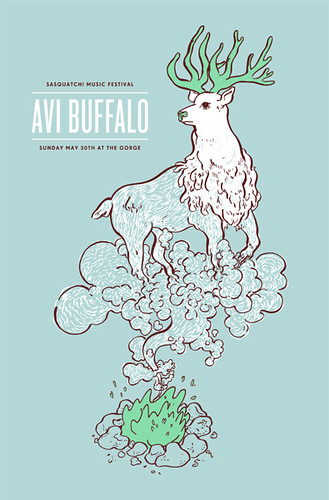 Avi Buffalo | by Trevor Basset