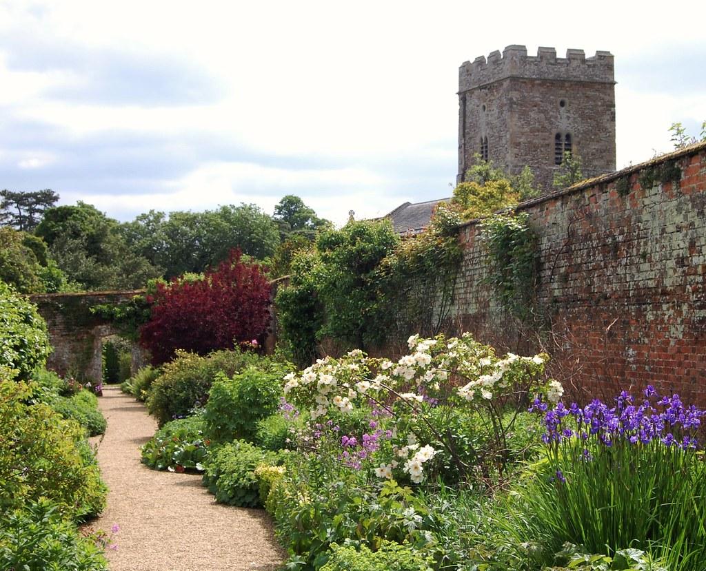 Rousham an 18th century garden in oxfordshire best for Garden design 18th century