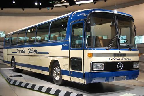 1979 mercedes benz o 303 touring coach reise omnibus for Mercedes benz touring coach
