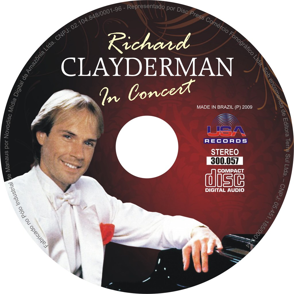 Richard Clayderman - Ballade Pour Adeline And Other Love Stories