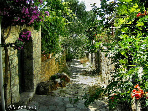 OLD CITY IN DATCA/Turkey | by yilmaz ovunc
