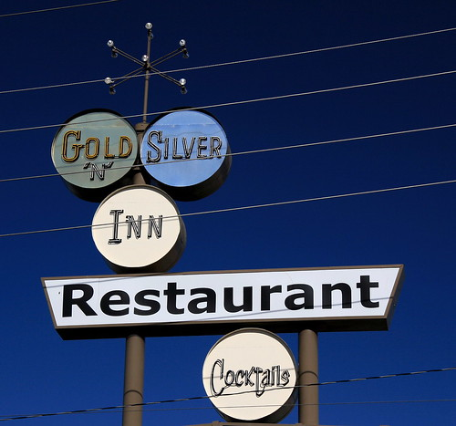 Gold 'n' Silver Inn | by The Real Devil Doll