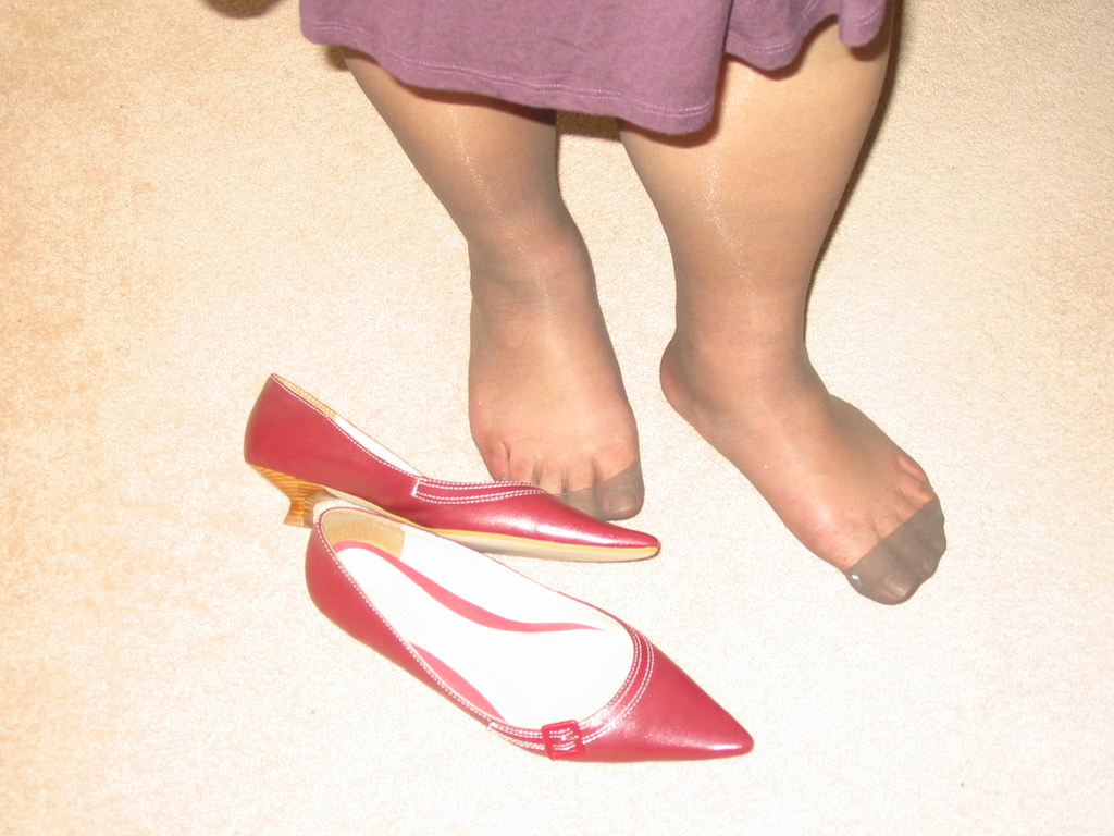 Women S Shoes And Evening Dress