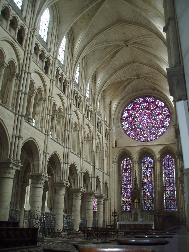 choir  laon cathedral