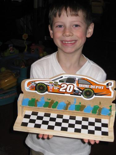 Home Depot Toy Lanwmowdr