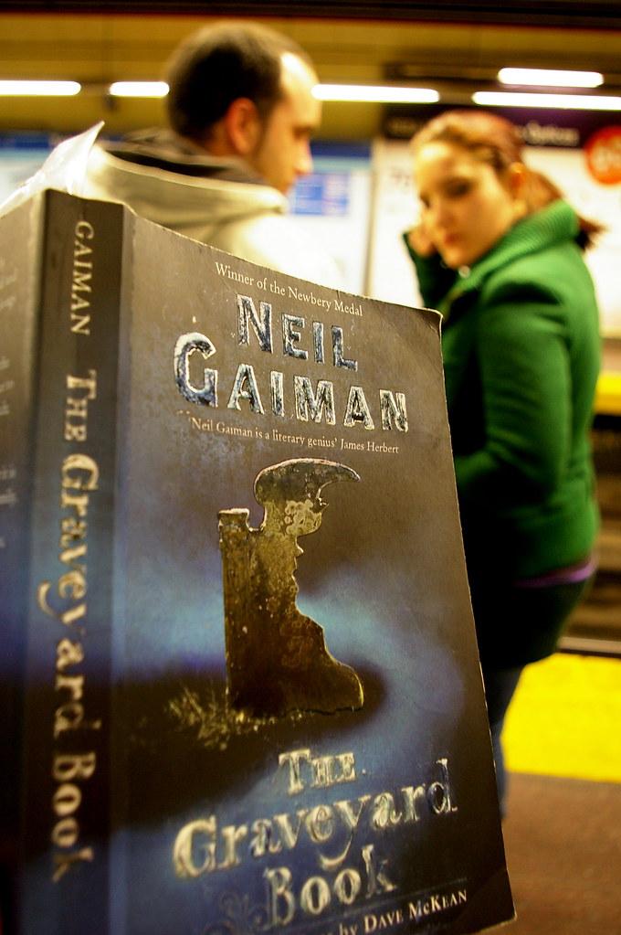 The Graveyard Book (Book Report)