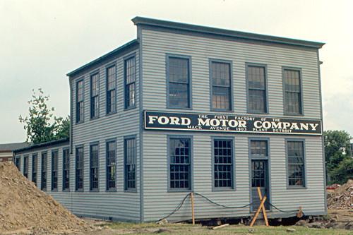 greenfield village original ford motor company a replica flickr. Black Bedroom Furniture Sets. Home Design Ideas