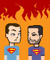 The 8-bit Bang Theory | by WilWheaton