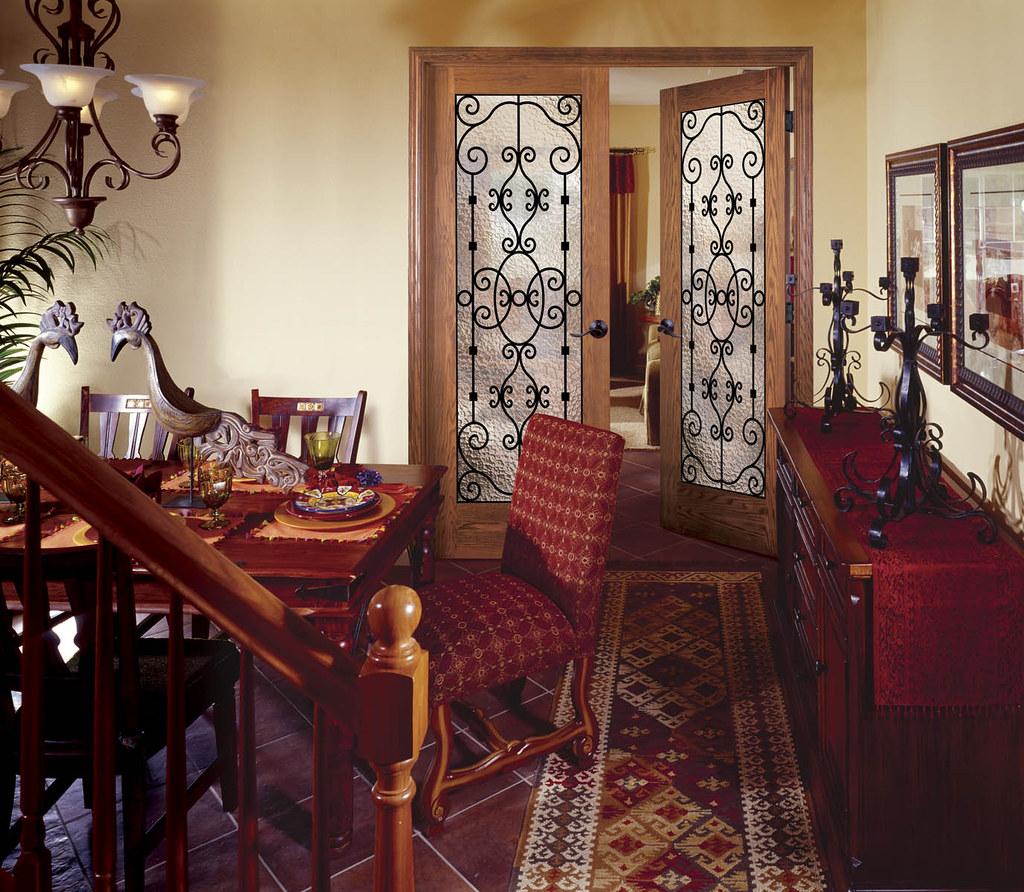 Portofino Dining Room Doors Signamark Interior Doors Flickr