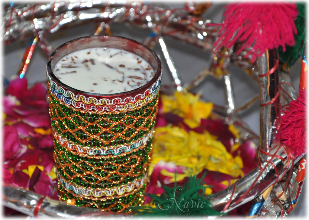 Doodh Pilai Offering Yummy Milk Weddings Are Supposed