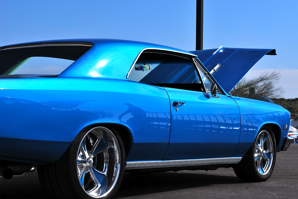 66 chevelle 1966 was the start of the muscle car era fami flickr. Black Bedroom Furniture Sets. Home Design Ideas