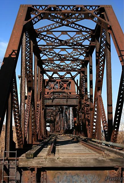 Rock Island Bridge Kansas City