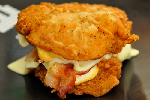 "KFC Double Down ""Sandwich"" #2 