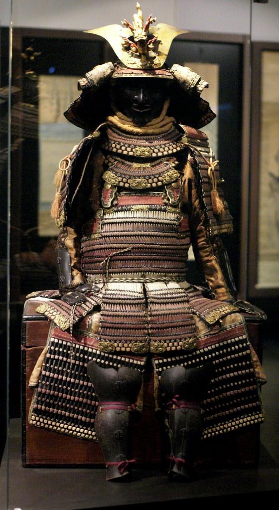 Torino mao samurai r stung anfang 19 jh samurai armo for Samurai torino