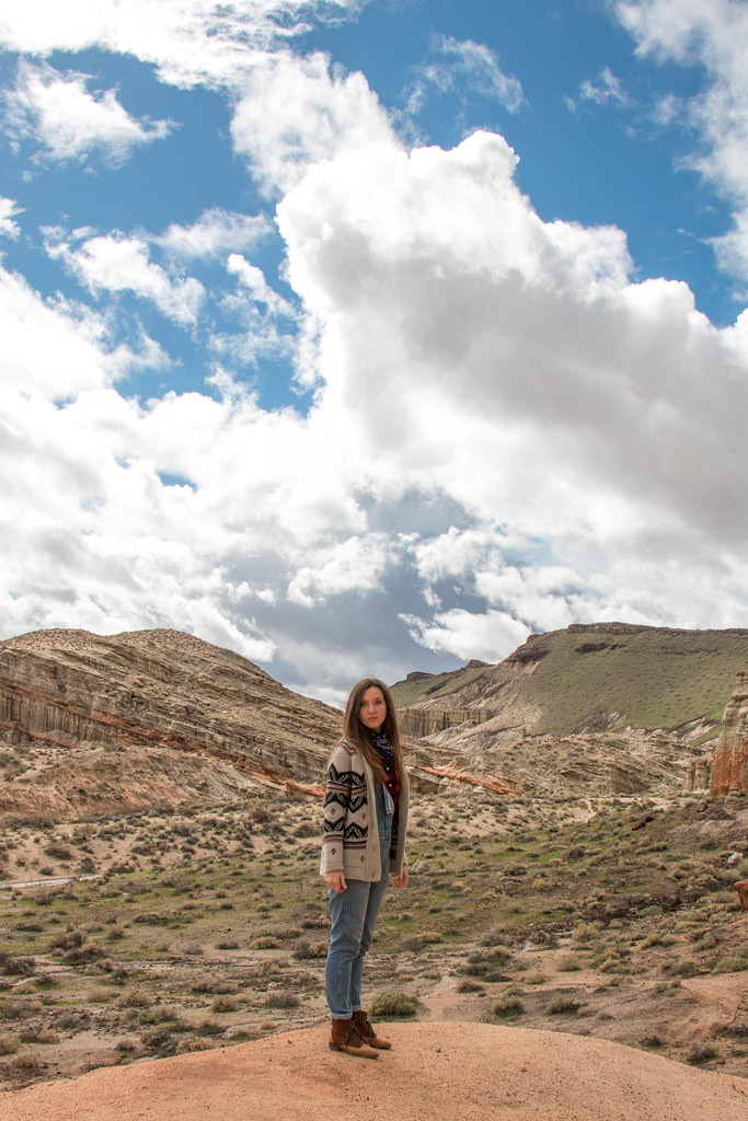 02.18. Red Rock canyon State Park