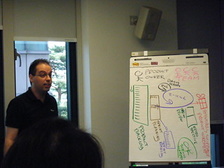 1st Public Certified Scrum Master at Seoul, Korea in Sep 2009 | by Kay Kim(김기웅)
