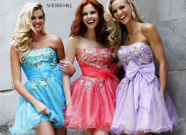 Sherri hill sherri hill prom dresses copyright sherri for Rent wedding dress dc