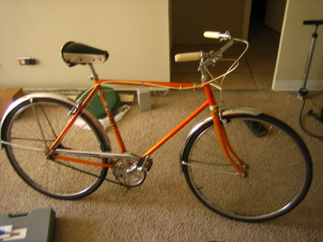 Vintage Murray Bicycle Mateoflick Flickr