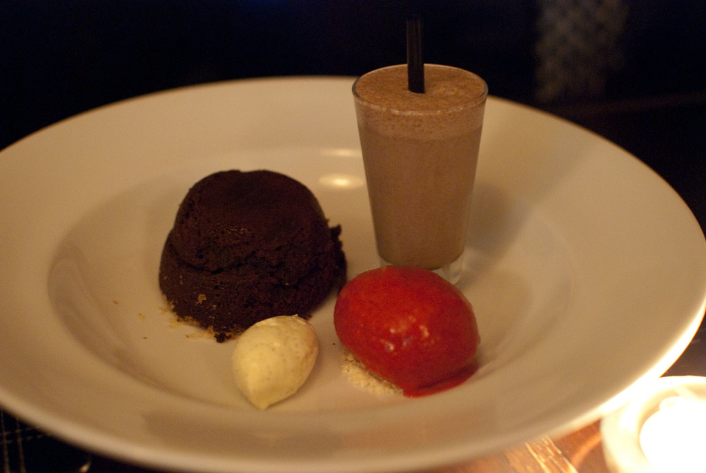Chocolate Cake Shake Gabriel Iglesias