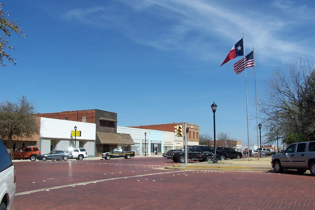 beautiful downtown lamesa texas lamesa is the county