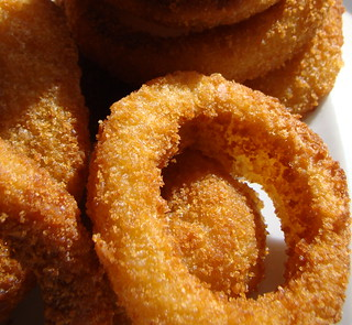 Onion Rings Without Egg Recipe